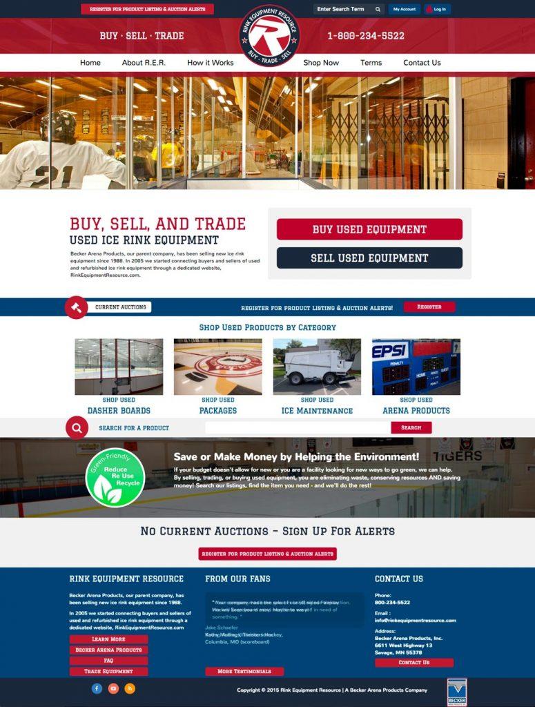 Magento eCommerce Website Development, Minneapolis Web Design